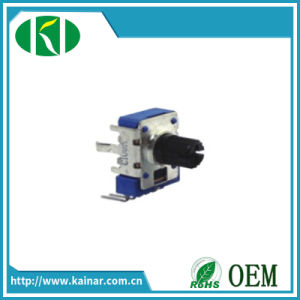 11mm Carbon Rotary Potentiometer with 6 Pin Wh124-1 pictures & photos