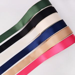 """1"""" 25mm Polyester Grosgrain Ribbon pictures & photos"""