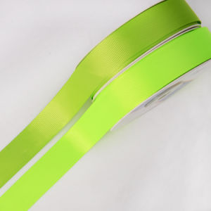 "7/8"" Polyester Grosgrain Ribbon pictures & photos"