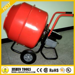 Cement Mixer with Handle