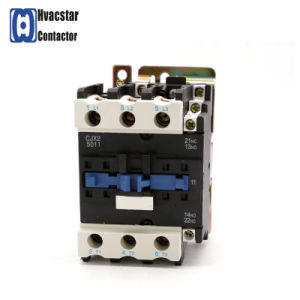 Best Selling Contactors Magnetic Contactor with Ce Certification Cjx2-5011 pictures & photos