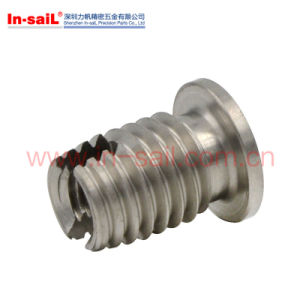 L3021 Stainless Steel M6 Self Tapping Thread Inserts with Flange pictures & photos
