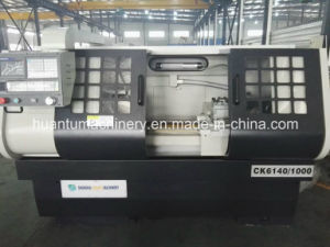 Horizontal Type CNC Lathe Machine Stainless Steel GSK6180 pictures & photos