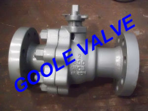 2500lb Three Pieces Forged Trunnion Ball Valve (GAQ347N) pictures & photos
