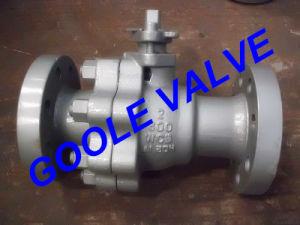 2500lb Three Pieces Forged Trunnion Ball Valve (GAQ347N) pictures & photos