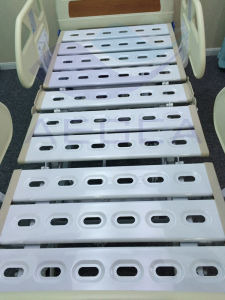10 Part Steel Bedboard Electric Beds Prices (AG-BY004B) pictures & photos