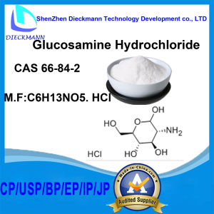 Glucosamine Hydrochloride CAS No 66-84-2 pictures & photos