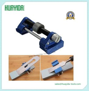 Side Clamping Sharpening Honing Guide Jig for Chisels and Blades pictures & photos