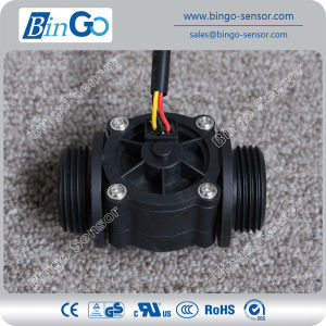 New Product G1′′ Rate 0-60L/Min Plastic Water Flow Sensor, Low Price Flow Sensor for Drinking Water pictures & photos