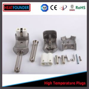 L-Type Ceramic High-Temperature Power Plug pictures & photos