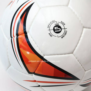 Design Your Own Handcraft Soccer Ball Merchandise pictures & photos