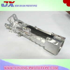 Aluminum Anodized Finish High Precision CNC Machining Parts