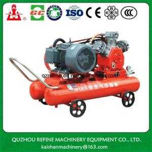 Kanshan Brand 11kw 5bar Electric Piston Mining Air Compressor W-1.8/5D pictures & photos