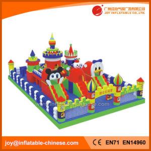 2017 Fantastic Inflatable Amusement Playground Bouncy Castle (T6-009) pictures & photos