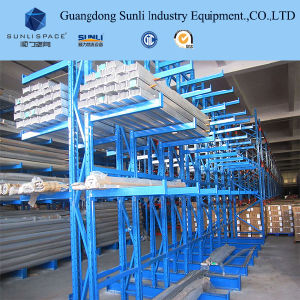 Double Sided Steel Storage Racks Heavy Duty Cantilever Racking pictures & photos