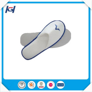 Cheap High Quality Disposable Waffle Hotel /SPA Slippers pictures & photos