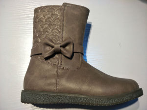 New Style Ladies/ Girl′s Boots/Comfort Boots pictures & photos