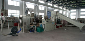 PP, PE Film Granulation Line (Plastic Recycling Machine)
