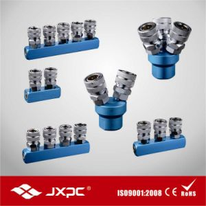 Pneumatic Metal Quick Coupling Fitting pictures & photos