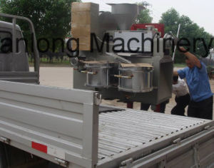 Yszx120 Vegetable Seed/Soy/Sesame/ Peanut Automatic Screw Oil Presser/Professional Oil Press Machine/ Oil Expeller pictures & photos