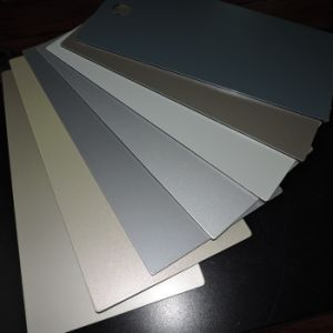 Wall Panel Cladding Decoration Material Aluminum Composite Panel pictures & photos