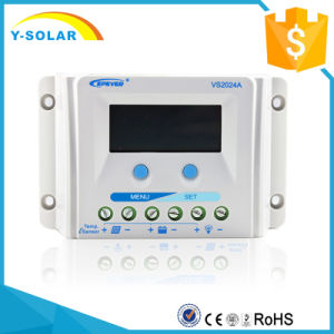 Epever 20A 24V/12V Solar Charge/Charging Controller with Ce/Rhos Vs2024A pictures & photos