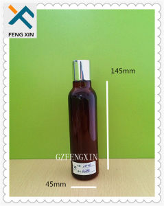 150ml 300ml 500ml Surface Handling Plastic Bottle for Conditioner Lotion Shampoo Bath Gel Cosmetic Type Plastic Bottle pictures & photos