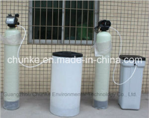 PLC Control Chunke Water Softener Filter for Drinking Water Treatment pictures & photos