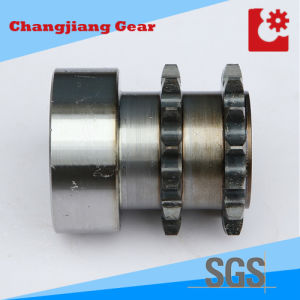 Industrial Chain Transmission Standard Stockl Double Nonstandard Sprocket pictures & photos