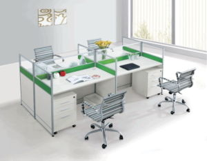 Office Cubicle Design Small Office Call Center Workstation pictures & photos