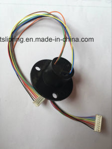 Standard Od 22mm Capsule Slip Ring for Rotating Monitor / Robot/Test Instrument pictures & photos