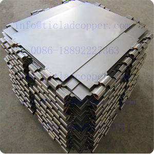 Gr1 Ti Cathode Plate/ Sheet for Gold Electrowinning/ Copper Recovering pictures & photos