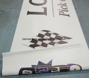 High Resolution Outdoor Double Side Printing Vinyl Banner (SS-VB115) pictures & photos