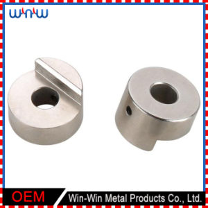 CNC Machined Part Custom Shiny Metal Aluminium Casting pictures & photos