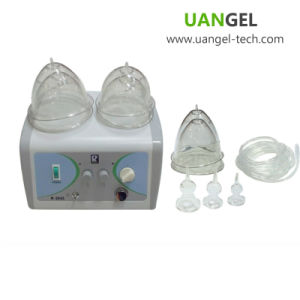 Lymphatic Drainage Vacuum Therapy Breast Pump 3 in 1 Breast Care Machine pictures & photos