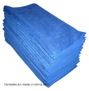 Microfiber Car Cleaning Towel/Furniture Cleaning pictures & photos