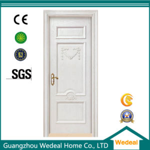 Customize Composite Wooden White Primed Interior Door pictures & photos