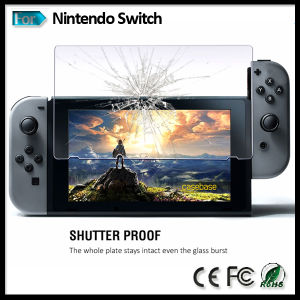 Ultrathin Glass Film Screen Protector for Nintendo Switch Console Game Accessories pictures & photos