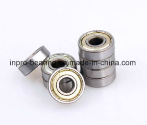 Miniature Deep Groove Ball Bearing 6807 693 698 pictures & photos