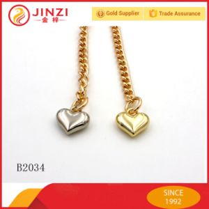 Heart Shape Metal Decoration Pendant pictures & photos