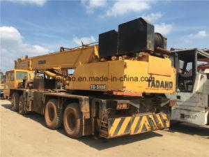 Used Tadano Tg500e Truck Crane, Tadano 50t Truck Crane Tg500e pictures & photos