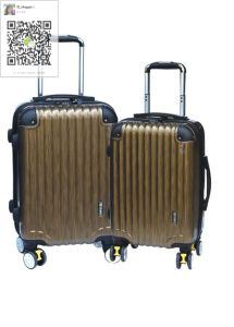 ABS Trolley Case 3 Pieces in One Set pictures & photos