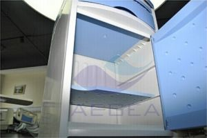 AG-Bc005 ISO Ce Approved for ABS Material Hospital Room Plastic Bedside Cabinet pictures & photos