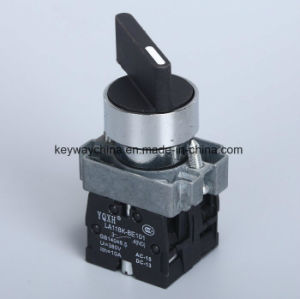 IP40 22mm Metal-Handle Type Push Button Switch pictures & photos