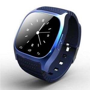 Smartwatch M26 Bluetooth Smart Watch with LED Alitmeter Music Player Pedometer for Android Smart Phone Good as U8 Dz09 A1 Gt08 pictures & photos