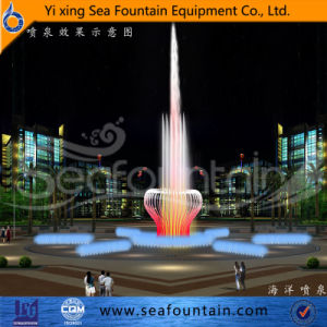 Multimedia Music Water Fountain for Enjoy pictures & photos