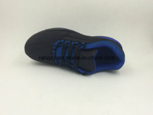 New Designed Casual Style Leather Safety Shoes Outdoor Working Shoes (16061) pictures & photos