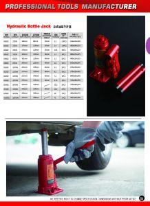 2-50 Ton Nodular Cast Steel Hydraulic Portable Jack pictures & photos