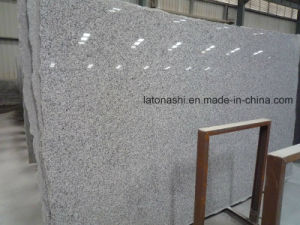 Polished Granite G640 Gray Sardo Slab for Countertop and Vanity Top pictures & photos