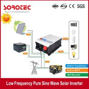 12kw 96V 230VAC Low Frequency Hybrid DC / AC Solar Inverter with 60A Charger for Generator pictures & photos